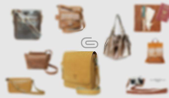 กระเป๋าหนังแท้ ตัวอย่างผลงาน ที่ Genuine Team ออกแบบและผลิต