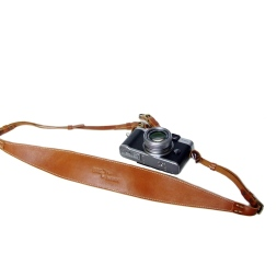 Camera strap-leather-curve-1