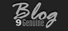 Logo genyuine blog
